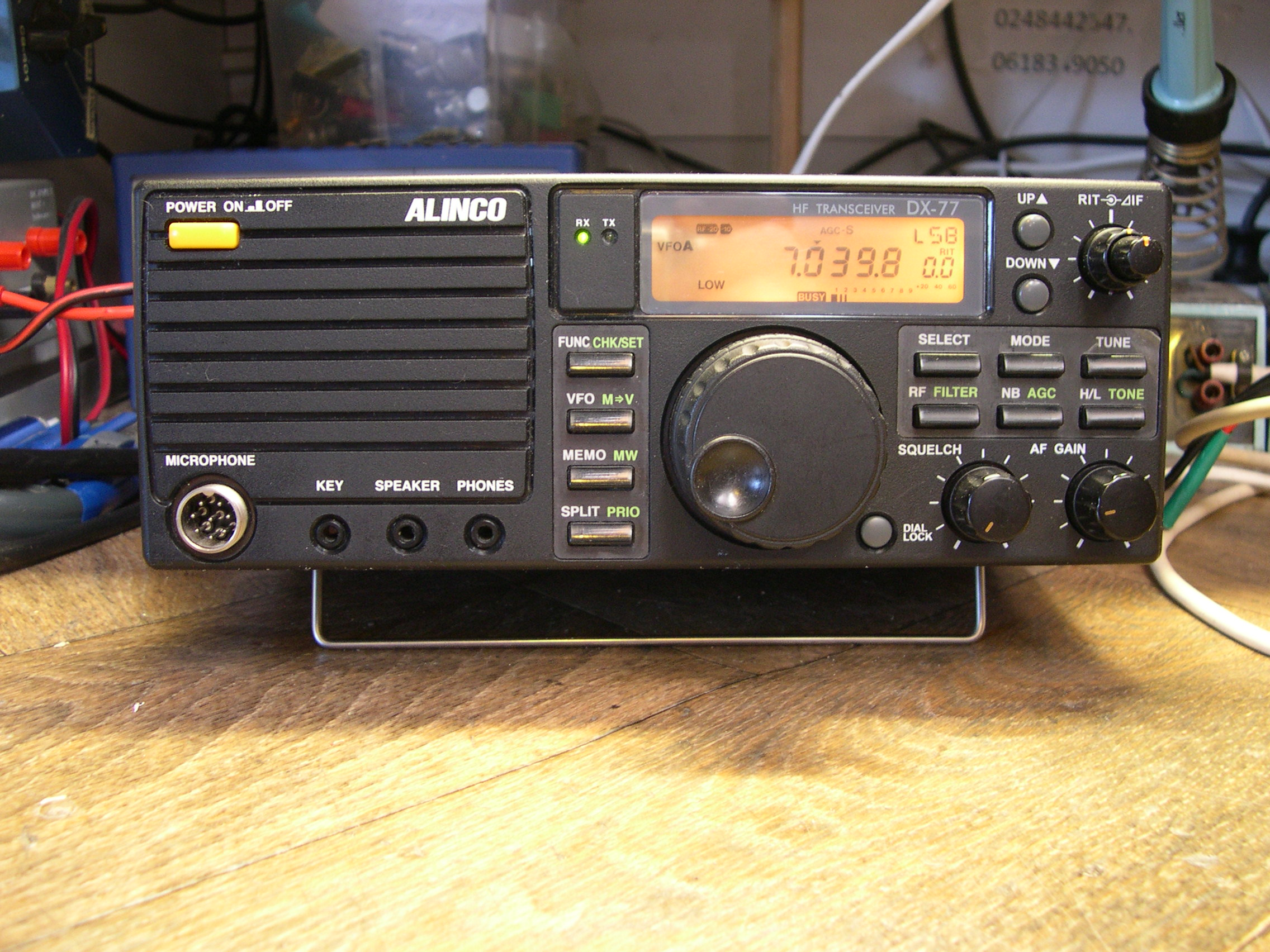 alinco dx77 006