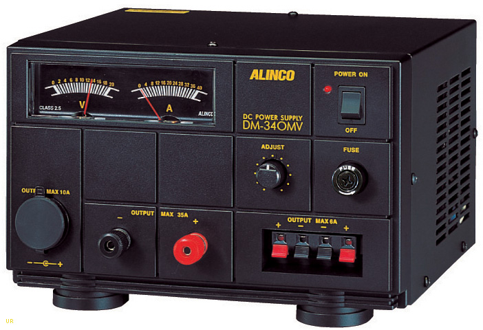 Alinco DM 340MV